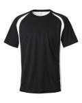 Short Sleeve Colorblock T-Shirt
