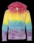 Girl's Courtney V-Notch Sweatshirt