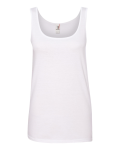 Ladies' Missy Fit Ringspun Tank Top