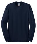 JERZEES Heavyweight Blend 50/50 Cotton/Poly Long Sleeve T-Shirt